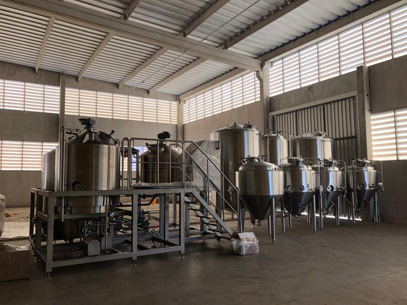 Como montar uma fábrica de cerveja