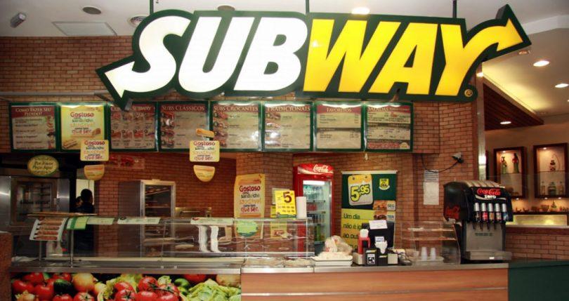 franquia do Subway