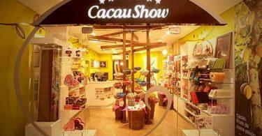 Franquia da Cacau Show