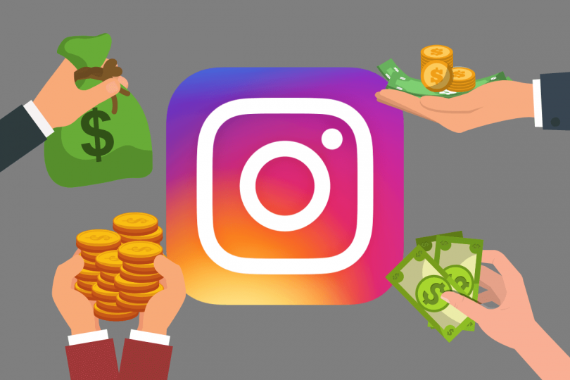 4 ideias do que vender no instagram