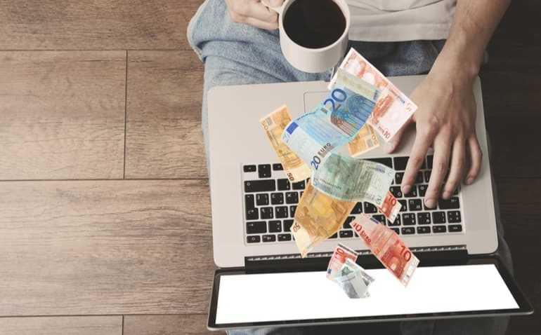 3 formas de ganhar dinheiro na internet