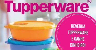 Como revender tupperware
