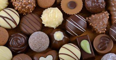 Franquia de chocolate